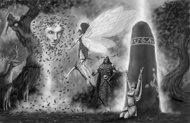 Tuathan Animla Ritual